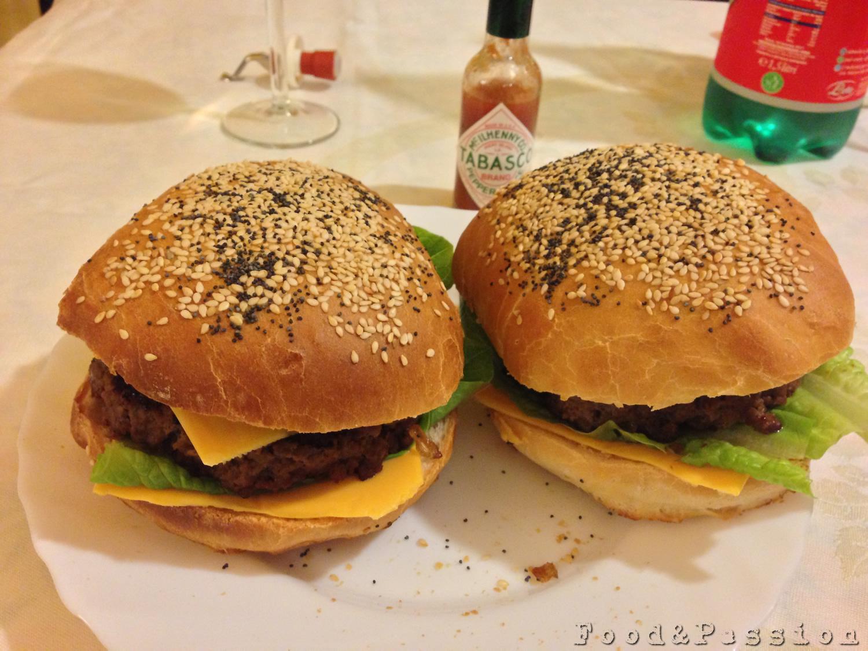 manzo burger