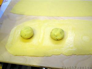 Ravioli di patate