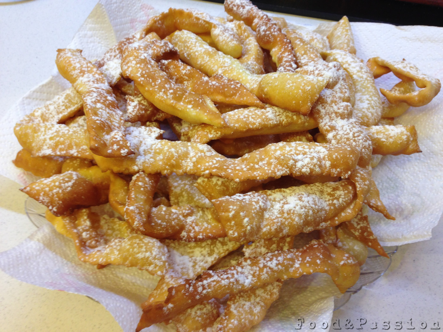 Frappe, chiacchiere o bugie 1