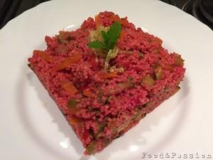 couscous rosa