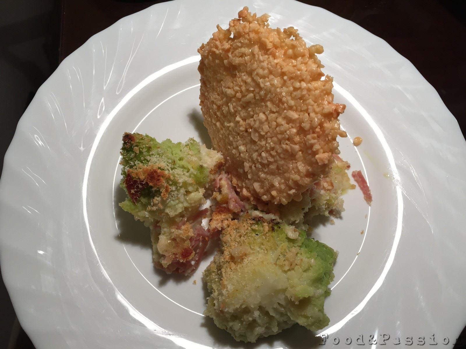 Broccolo romanesco gratinato al forno 6