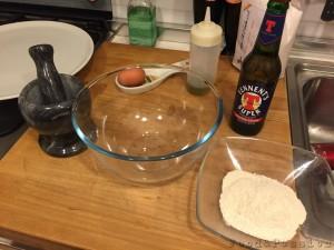 Preparazione | Anelli di Cipolla