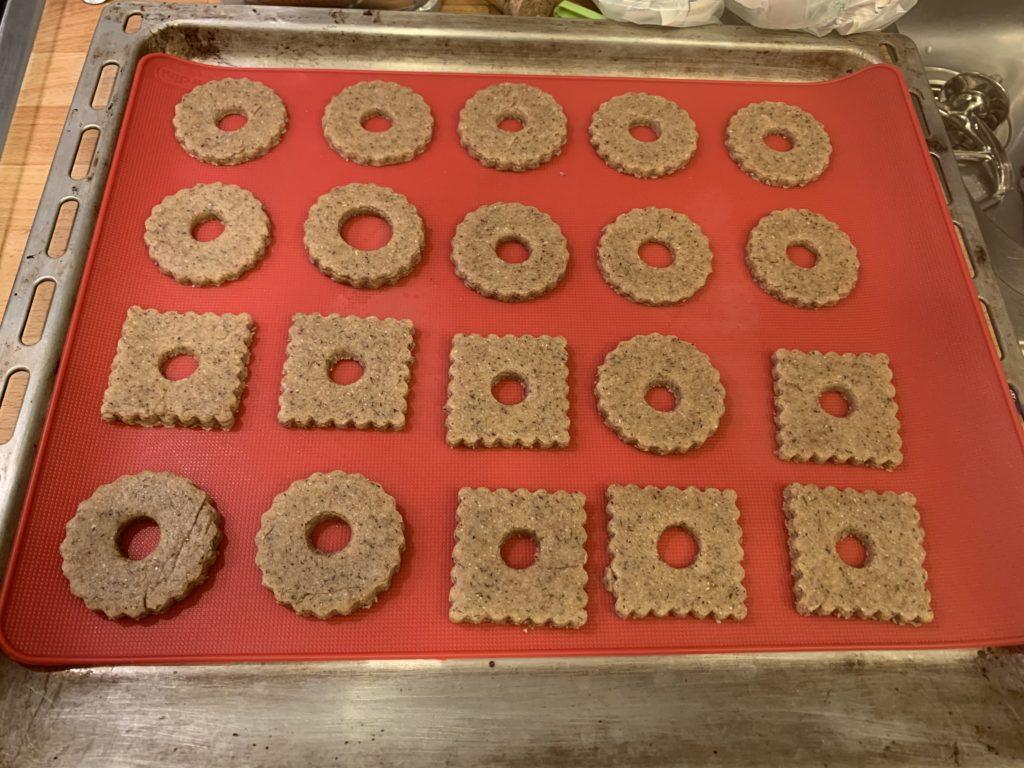 biscotti integrali con grano saraceno