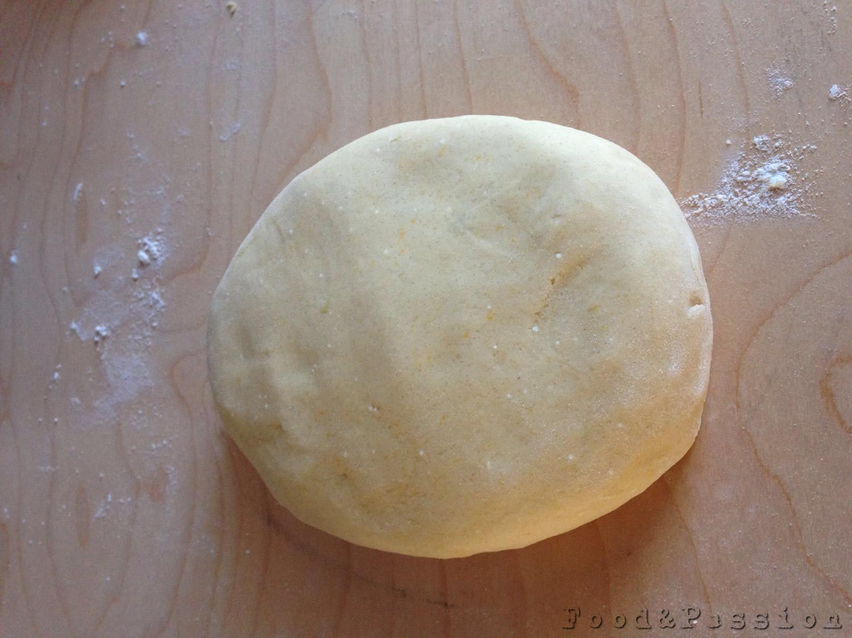 Pasta frolla - Torta della nonna