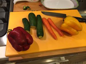 Couscous integrale alle verdure